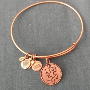 Autism Puzzle Piece Alex and Ani